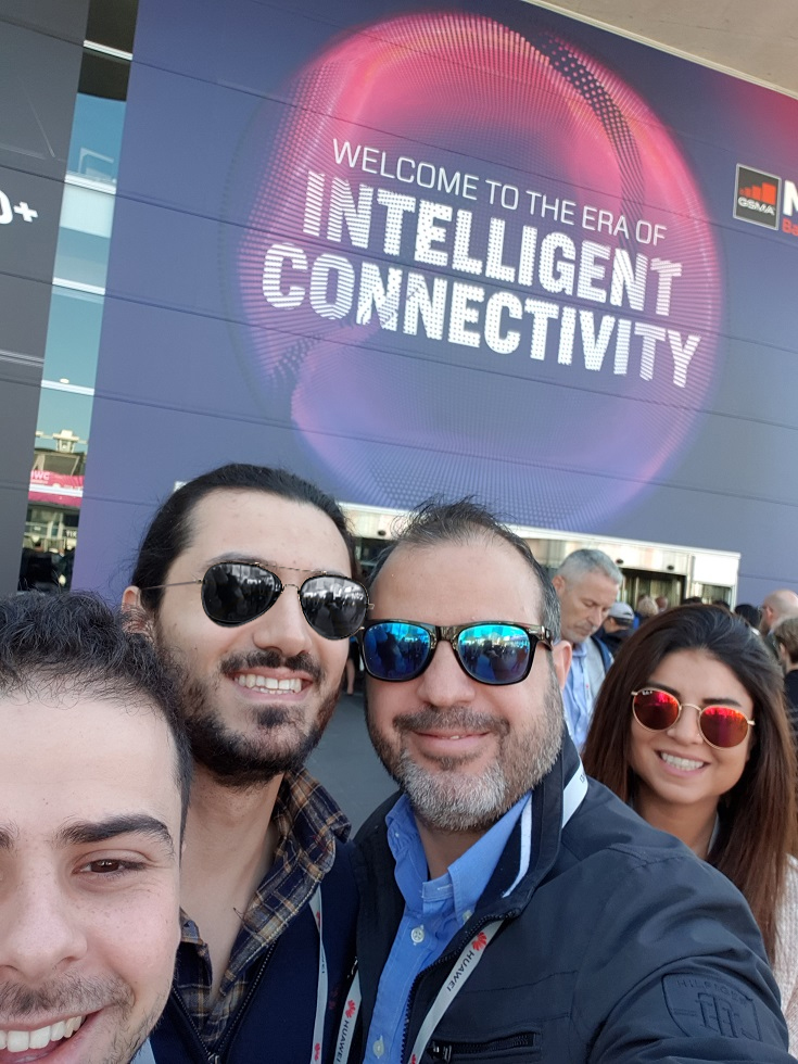 Barcelona_ Mobile World Congress 2019