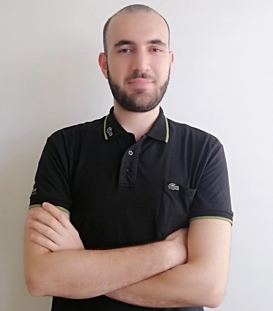 Jihad Noureddine - Full Stack Web Developer