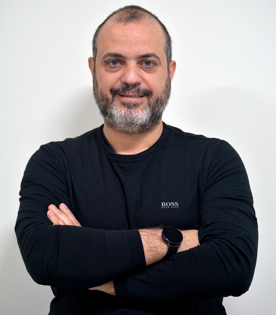 Mario Hachem - CEO & CO-FOUNDER